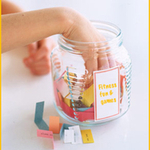 Fitness jar motivates little couch potatoes