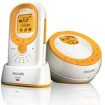 Philips DECT Baby Monitor SCD589: Infant surveillance at its finest