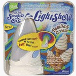 Glade Scented Oil Light Show makes a good nightlight