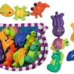 Bath toys gain new life as pool toys