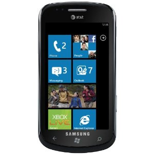 Samsung Focus Windows 7 Phone
