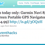 Parent Hacks admin: Catch quick-turnaround Amazon deals on Twitter