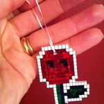 Make a Shrinky Dink cell phone charm