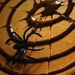 Martha Stewart's Spiderweb Cheesecake: A hack