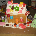 Halloween hack (redux): Save leftover candy for holiday gingerbread houses