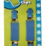"Mitten clips protect ""lovies"" from loss"