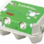 Egg carton as seed-starting greenhouse