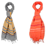 Do-good gift: FashionABLE scarves exclusively available at ONE