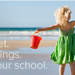 Schoola: Declutter kids' closets and raise money for your school at the same time!