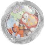 Stuffed animal storage ideas? Talk amongst yourselves.