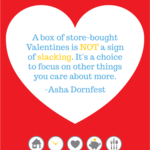 In Praise of Store-Bought Valentines