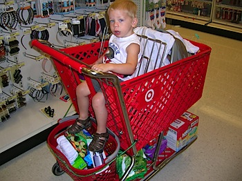 Shopping cart hack