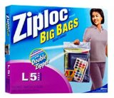 Amazon: Ziploc Big Bags