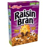 Amazon: Kellogg's Raisin Bran (Package of 4 Boxes)