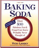 Amazon: Baking Soda: Over 500 Fabulous, Fun, and Frugal Uses You've Probably Never Thought Of