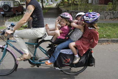 Family Biking: Cycle in with this gear (The Oregonian)