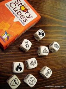 Baby Toolkit: Rory's Story Cubes review