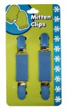 Amazon: Mitten Clips (Light Blue)