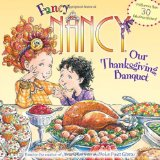 Amazon: Fancy Nancy: Our Thanksgiving Banquet