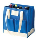 Amazon: True Fabrications Canvas 6-Bottle Wine Tote and Wine Bag
