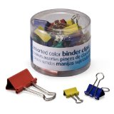 Amazon: OfficemateOIC Binder Clips