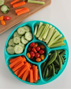 Make and Takes: Helping My Kids Eat Their Vegies