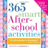 Amazon: 365 Smart Afterschool Activities, 2E: TV-Free Fun Anytime for Kids Ages 7-12