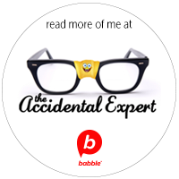 The Accidental Expert at Babble