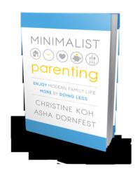 At Amazon: Minimalist Parenting