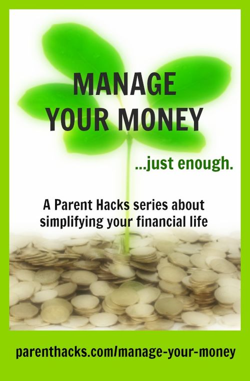 Manage Your Money Just Enough