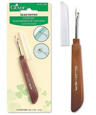 At Amazon: Clover 463 Seam Ripper (affiliate link)