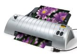 At Amazon Scotch Thermal Laminator 2 Roller System (TL901) (affiliate link)