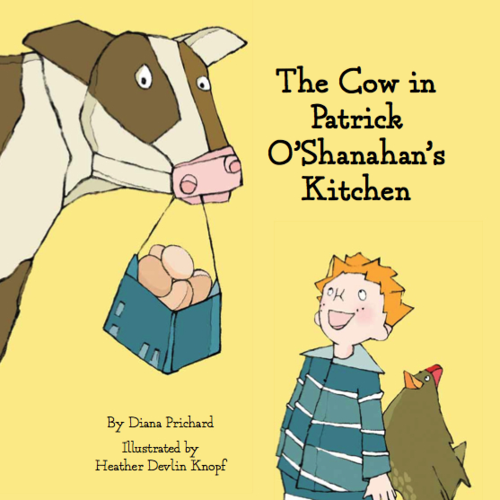 At Amazon: The Cow In Patrick O'Shanahan's Kitchen