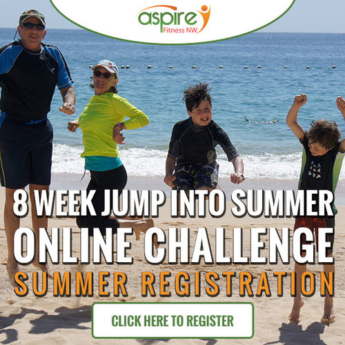 Aspire Fitness NW Summer Fitness Challenge