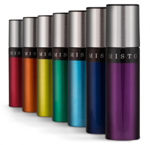 At Amazon: Misto Brushed Aluminum Olive Oil Sprayer (affiliate link)